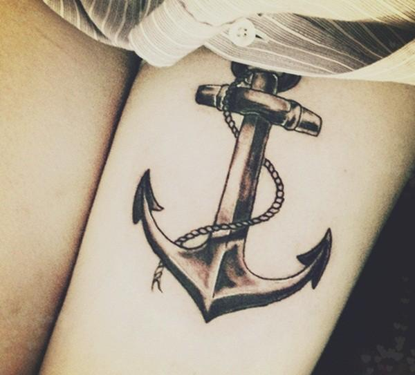 Sailor-Tattoo- anchor