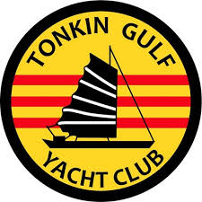 TONKIN GULF YACHT CLUB Vector Illustration | AnnTheGran.com